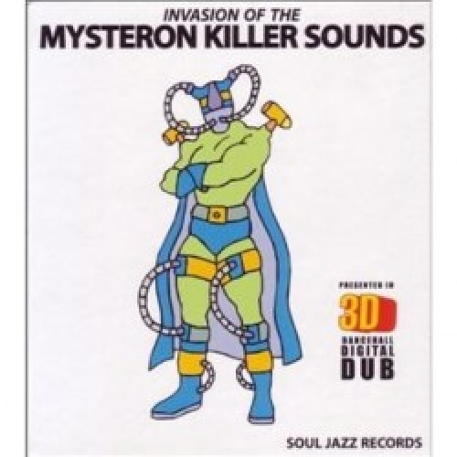 INVASION OF THE MYSTERON KILLER SOUNDS /VOL.1