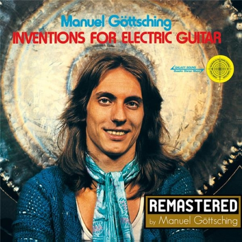 INVENTIONS FOR ELECTRIC GUITAR