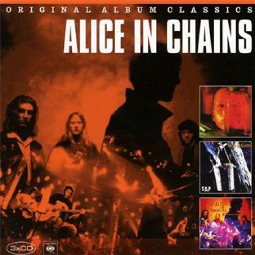 Alice in chains : Jar Of Flies, Sap, Unplugged
