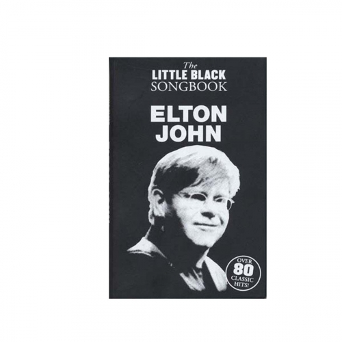 The  little black songbook Elton John