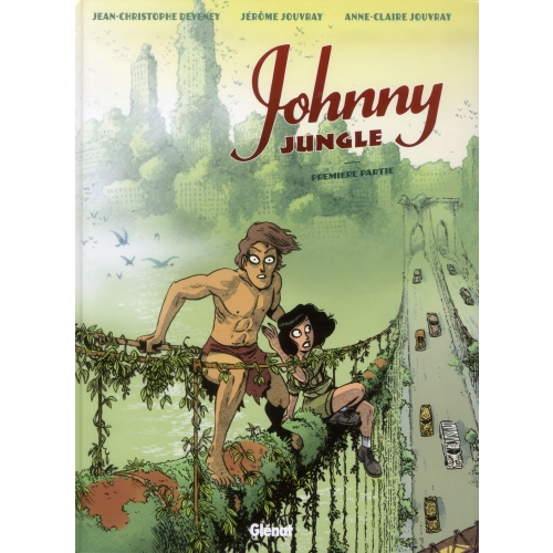 Johnny Jungle Tome 1