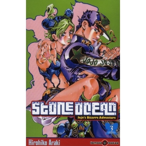 Stone Ocean Tome 3