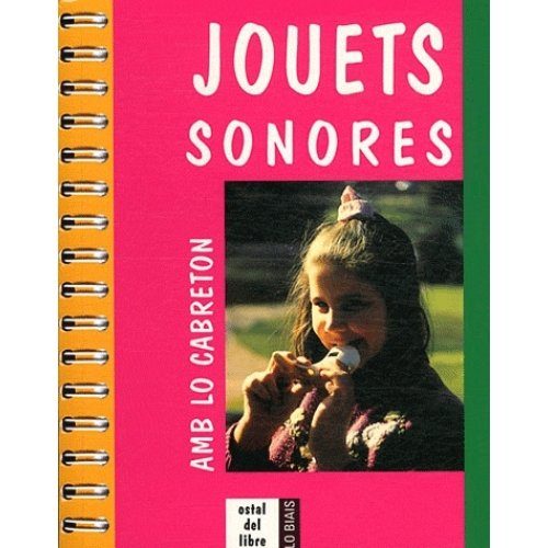 Jouets sonores