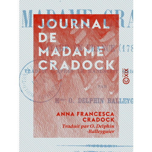 Journal de Madame Cradock