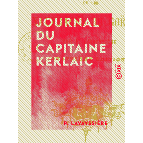 Journal du capitaine Kerlaic