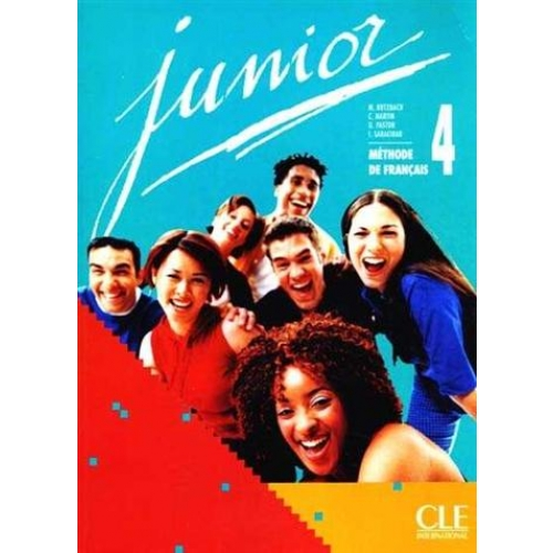 Junior 4 - Méthode de français