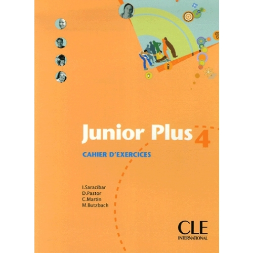 Junior Plus 4 - Cahier d'exercices