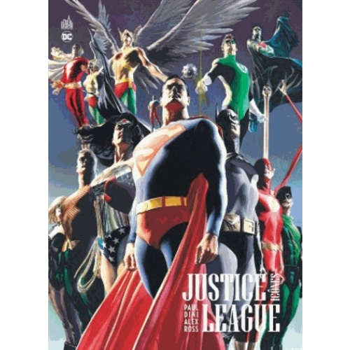 Justice League - Icones
