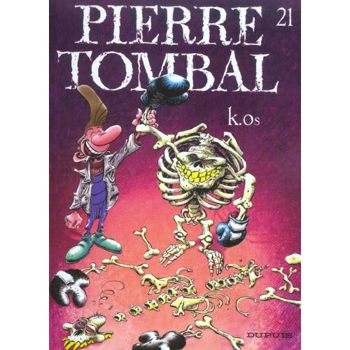 Pierre Tombal Tome 21 - K-Os