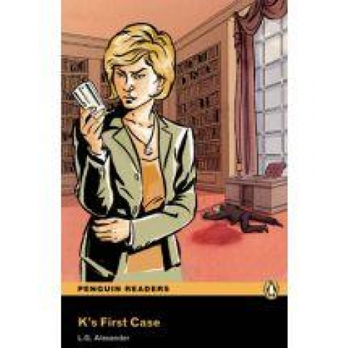 K's First Case - Level 3