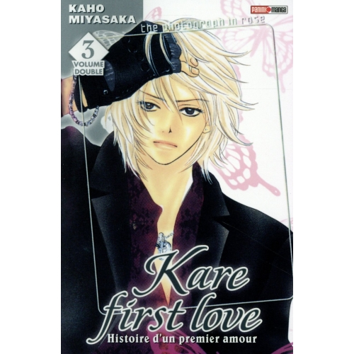 Kare First Love Tome 3 - Volume double
