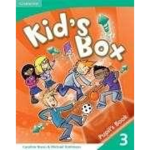 Kid's box level 3 pupil's book