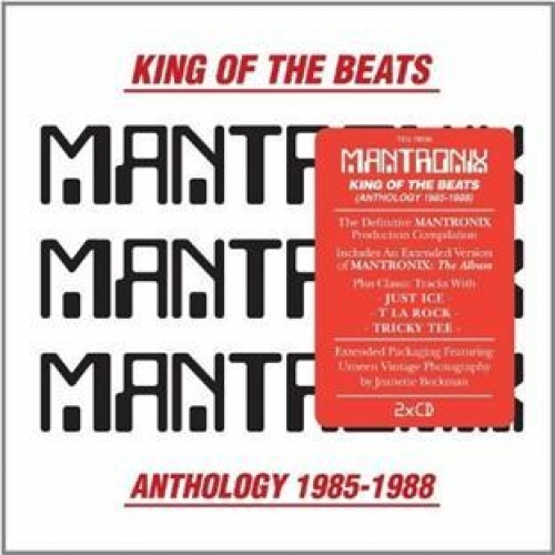 KING OF THE BEATS - ANTHOLOGY 1985-1988