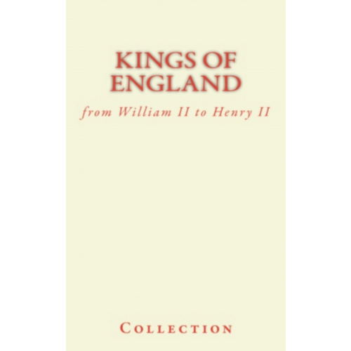 Kings of England