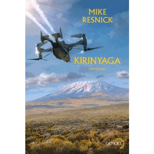 Mike Resnick, Kirinyaga, science-fiction (nouvelles)