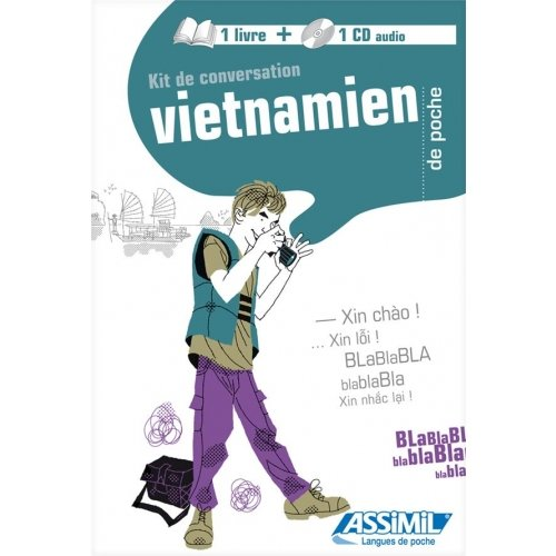 Kit de conversation vietnamien
