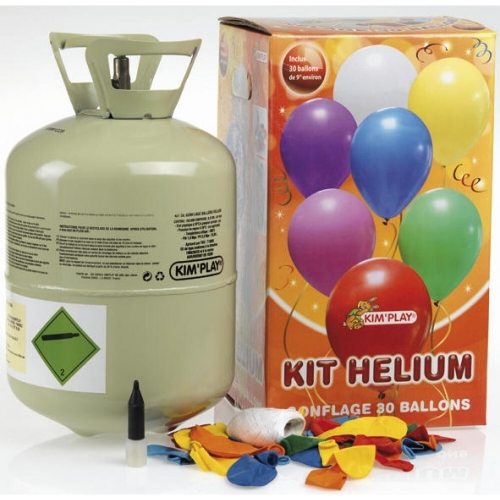 kit station de gonflage helium