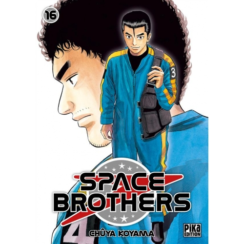 Space Brothers Tome 16