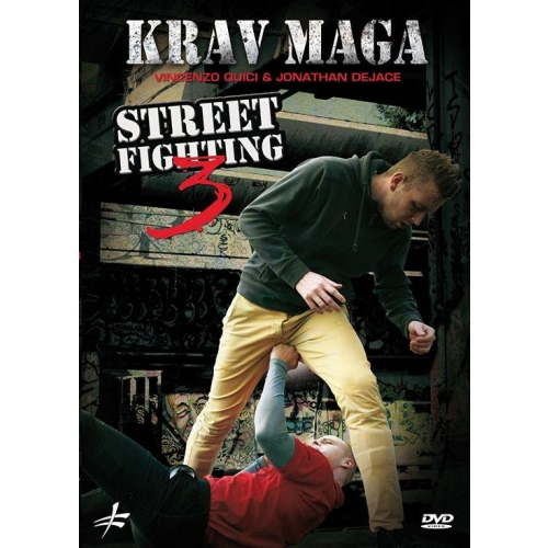 KRAV MAGA STREET FIGHTING, SELF-DEFENSE, VOL.3