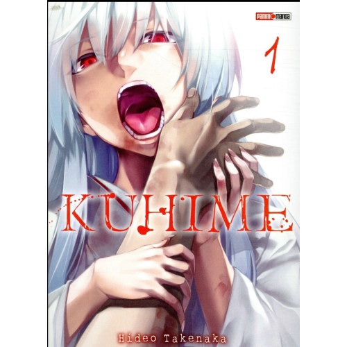 Kuhime Tome 1