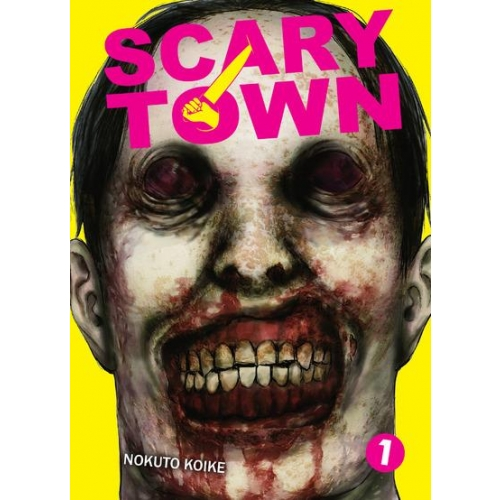 Scary Town Tome 1
