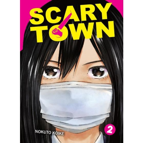 Scary Town Tome 2