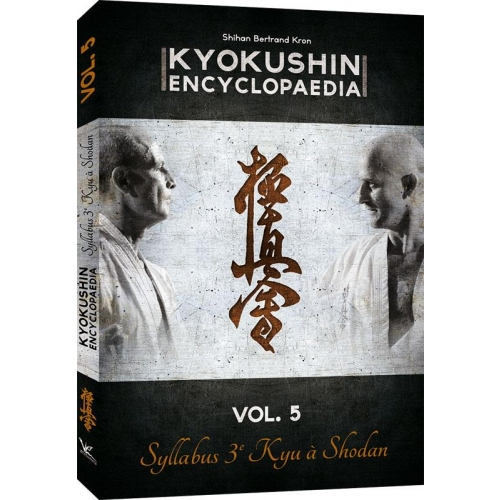 Kyokushin encyclopedia - Volume 5, Syllabus 3e Kyu à Shodan