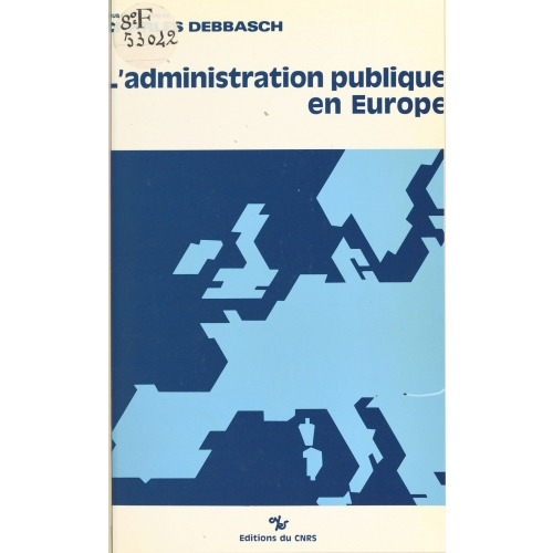 L'administration publique en Europe