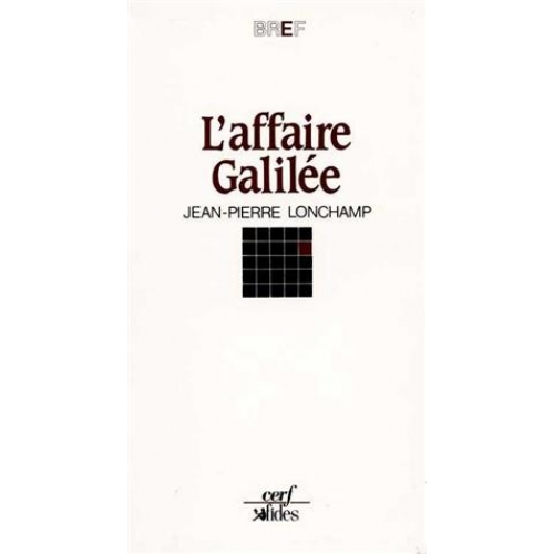 L'AFFAIRE GALILEE