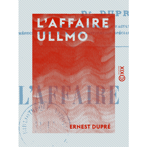 L'Affaire Ullmo