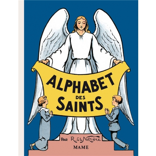 L'alphabet des saints