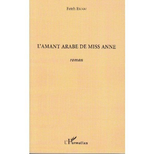 L'amant arabe de Miss Anne