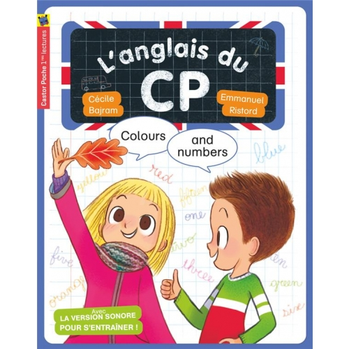 L'anglais du CP - Colours and numbers
