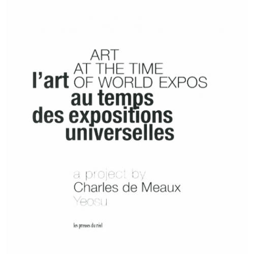 L'art au temps des expositions universelles - A project by Charles de Meaux, Yeosu