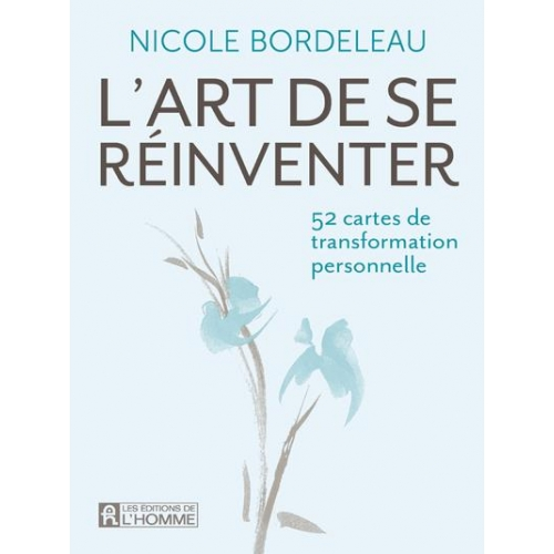 L'art de se réinventer - 52 cartes  de transformation professionnelle
