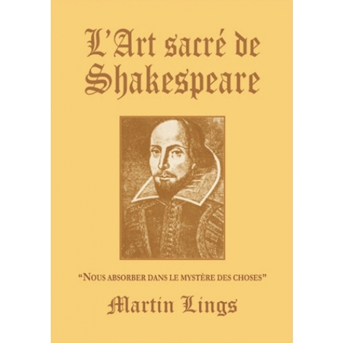 L'Art sacré de Shakespeare