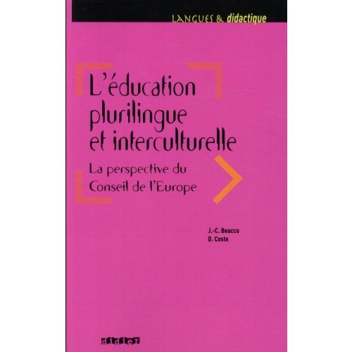 L'ÉDUCATION PLURILINGUE ET INTERCULTURELLE