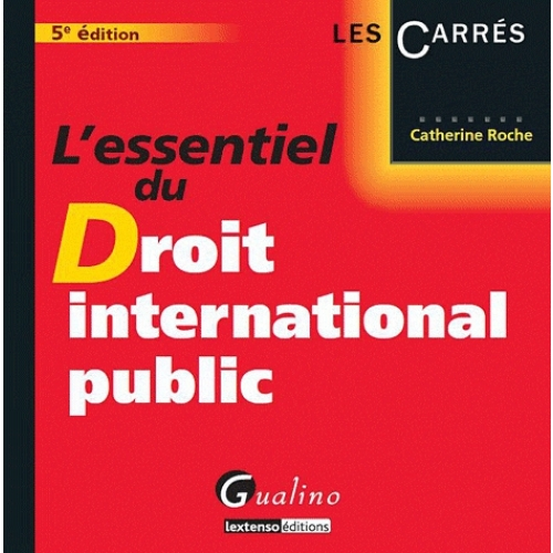 L'essentiel du droit international public