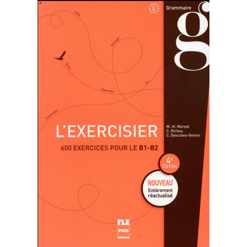 L'EXERCISIER B1-B2