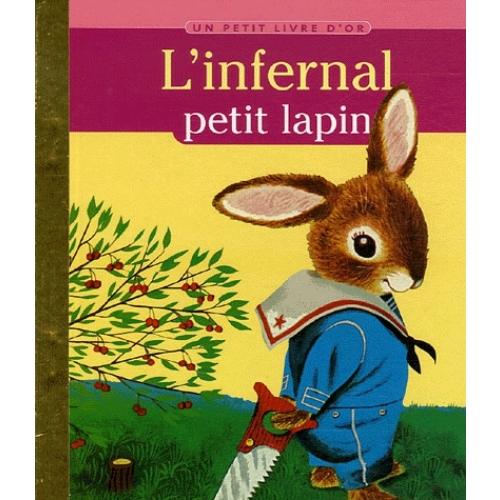 L'infernal petit lapin