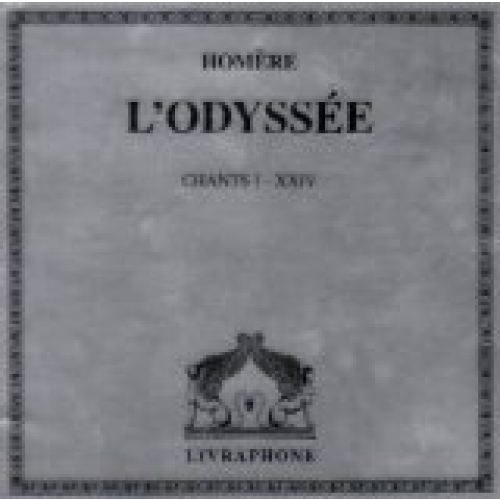 L'Odyssée (Chants I-XXIV). 11 CD audio