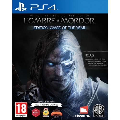 La Terre du Milieu™: L'Ombre du Mordor™ - Edition Game Of The Year