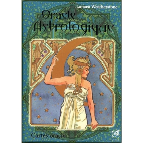 Oracle Astrologique - Cartes oracles