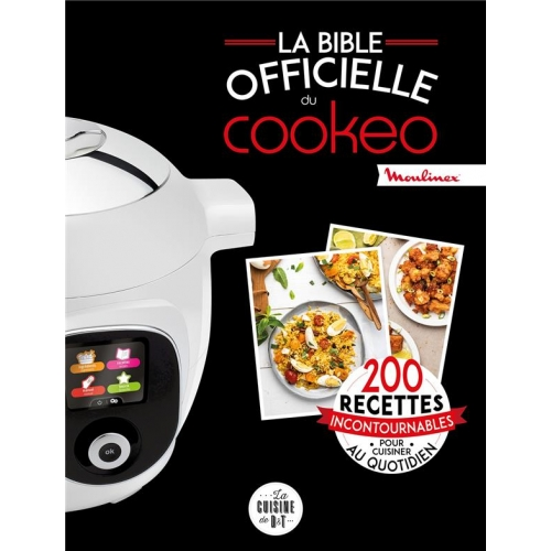 La bible officielle du cookeo
