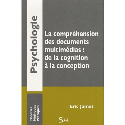 La compréhension des documents multimédias : de la cognition à la conception