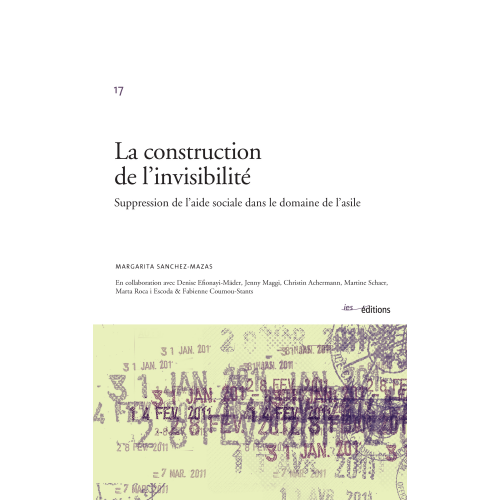 La construction de l'invisibilité