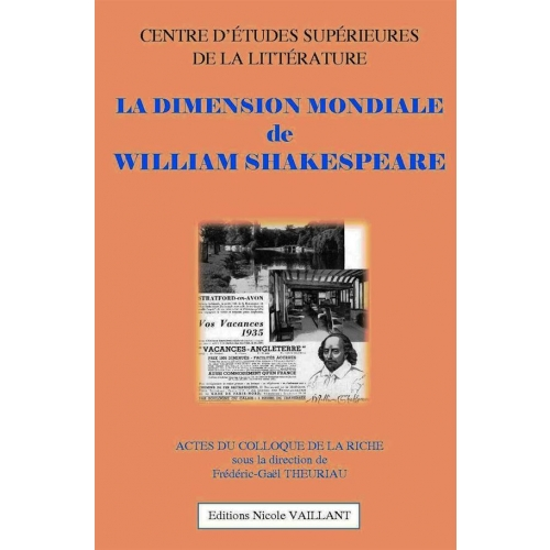 La dimension mondiale de William Shakespeare