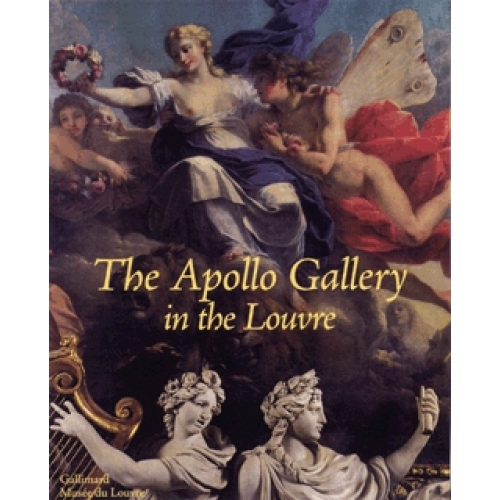 The apollo gallery in the Louvre