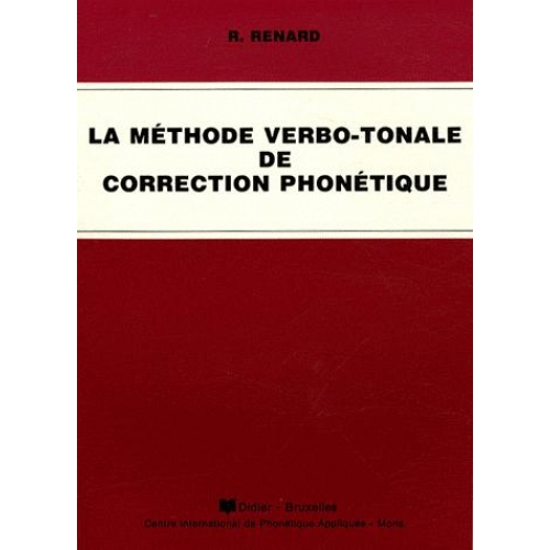 La méthode verbo-tonale de correction phonétique