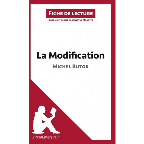 La modification de Michel Butor - Fiche de lecture